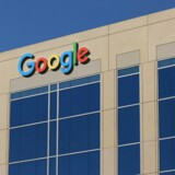 FILE PHOTO: The Google logo is pictured atop an office building in Irvine, California, U.S., August 7, 2017. REUTERS/Mike Blake/File Photo