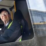 70-årige Jens Svend Hjulgaard var egentlig gået på pension, men så tilbød Arriva ham en såkaldt 80-80-100-ordning.