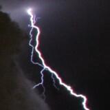 Ifølge amerikanske tal rammer lynet over tre gange så mange mænd som kvinder.