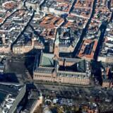 Ifølge Københavns Kommune har fire BR-medlemmer holdt bryllupsreception i et lokale på Københavns Rådhus.