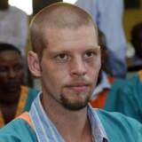 Arkivfoto: Norske Joshua French blev i 2009 anholdt med sin ven i Congo, efter at deres chauffør blev fundet dræbt.