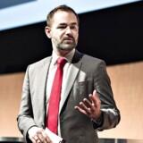 KLs nyvalgte formand, borgmester i Aarhus Kommune Jacob Bundsgaard, taler ved Kommunernes Landsforenings Topmøde 2018 i Aalborg Kongres og Kulturcenter, fredag den 9. marts 2018.