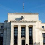 Arkivfoto. Investorerne holder vejret op til den amerikanske centralbank, Federal Reserve (Fed), holder rentemøde i næste uge