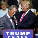 Jo, disse mænd findes i virkeligheden. Men de og deres politik forbindes ofte med begrebet »post-faktuelt« eller »post-truth«, som nu er årets ord i Storbritannien ifølge Oxford Dictionaries. Nigel Farage (hovedmanden bag Brexit) og USAs kommende præsident, Donald Trump.