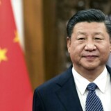 Kinas præsident Xi Jinping vil ændre landets forfatning, så landets statoverhoved kan sidde længere end de to gange fem år, der gælder i dag EPA/CHRIS RATCLIFFE / POOL