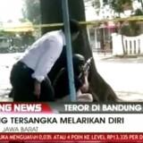 En eksplosion ramte en regeringsbygning i Bandung, Indonesien, 27. februar.
