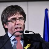 Den tidligere catalanske leder, Carles Puigdemont, har gjort et fantastisk comeback.