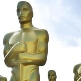 Oscarshowet løber at stablen natten til mandag den 5. marts