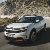 Den nye C5 Aircross deler teknik med bl.a. Peugeot 3008 og Opel Grandland X, men har en særlig affjedring