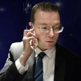DFs EU-ordfører, Kenneth Kristensen Berth