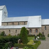 Vestervig Kirke. Danmarks største landsbykirke.