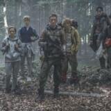 »The Rain« er den første danske tv-serie, som er produceret eksklusivt til Netflix. Den har premiere 4. maj.