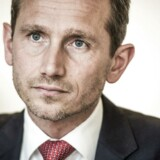 Kristian Jensen er klar med en tjekliste til de kommende forhandlinger om EUs mangeårige budget. Foto: Asger Ladefoged, Berlingske