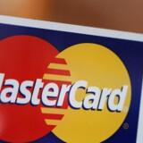 Arkivfoto. Mastercard havde større fremgang end ventet i andet kvartal.