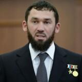 Magomed Daudov.