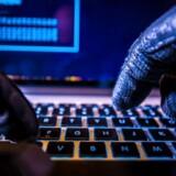 Hackerangrebene bliver konstant voldsommere. Arkivfoto: Shutterstock/Scanpix