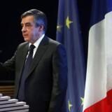 François Fillon vil gå tilbage til gammeldags kontrol ved grænserne, hvis vælgerne peger på ham som præsident.