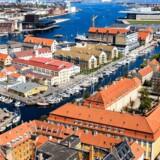 Arkivfoto. København har en bydel for de flestes smag, men forskellighederne fra øst til vest og nord mod syd handler ikke kun om beboerne, butikkerne og boligerne.