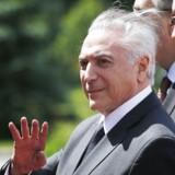 Arkivfoto. Brasiliens statsanklager ventes snart at sigte præsident Michel Temer i bestikkelsessag, oplyser kilder.