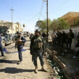 Irakiske elitestyrker har natten til tirsdag taget kontrollen over det sidste store område, der bliver kontrolleret af den ekstremistiske gruppe Islamisk Stat (IS) i den irakiske by Mosul.