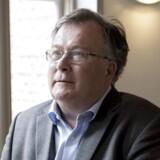 Claus Hjort Frederiksen diskuterede onsdag krigens love med Iraks forsvarsminister.