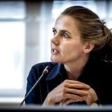 Arkivfoto af sundhedsminister Ellen Trane Nørby (V). I en pressemeddelelse fra Sundhedsministeriet fremgår det, at ministeren glæder sig over, at Folketinget nu har besluttet at frede udbetalte patienterstatninger, som regionerne i flere tilfælde har krævet tilbagebetalt efter ankesager.