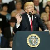 Den amerikanske præsident, Donald Trump, siger mandag, at Republikanernes udspil til en sundhedsplan vil indeholde en tilføjelse, der vil sænke prisen på receptpligtig medicin.