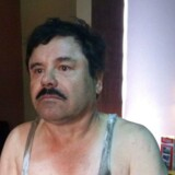 El Chapo betyder »lille« på spansk.