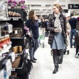 Kvickly er en af de butikskæder i Coop, der i stigende grad indfører elektroniske prismærker på hylderne.