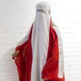 Burkaen på Kunsten i Aalborg indgår i et tema om provokerende kunst.