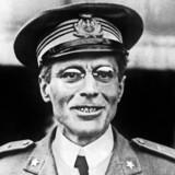 Umberto Nobile skulle indfri Mussolinis hede polardrømme, men faldt i unåde hos fascistlederen. Foto: Sueddeutsche Zeitung Photo
