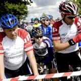 ARKIVFOTO. Næste års udgave af Danmarks største cykelløb for amatører, Aarhus-København, ser ud til at blive aflyst.