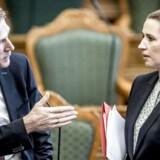 Kristian Thulesen Dahl (DF) og Mette Frederiksen (S) kommer næppe til at køre parløb om fremtidens mediepolitik. Mens DF gør sig klar til at blive regeringens vigtigste alliancepartner, er S på vej til at vende ryggen til en ny medieaftale.