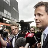 Herning-borgmester Lars Krarup (V) var en af Lars Løkke Rasmussens (V) fremmeste støtter under formandsopgøret i Venstre i 2014.