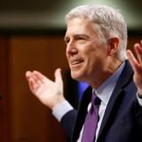 Den konservative Neil Gorsuch ventes udpeget til USA's højesteret.