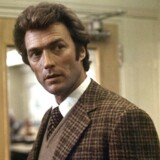 Clint Eastwood i rollen som Dirty Harry fra 1971