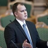 Arkivfoto: Dansk Folkepartis Martin Henriksen.