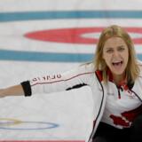 Madeleine Dupont er træt af at tabe tætte kampe ved vinter-OL. Scanpix/Natacha Pisarenko