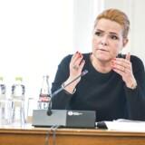 Udlændinge- og integrationsministeren Inger Støjberg (V).