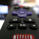 Direktørerne i Netflix rammer med overraskende præcision de bonusmål, som er sat op for dem. Arkivfoto: Mike Blake, Reuters/Scanpix