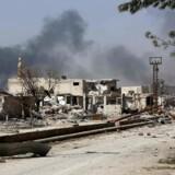 Over 700 civile er ifølge Sohr blevet dræbt, siden det syriske regime og dets russiske allierede optrappede deres angreb i februar.