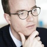 ARKIVFOTO. Oppositionspartierne S og SF er ikke helt tilfredse med Esben Lunde Larsens undskyldning.