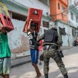 Sidste år blev der rapporteret 61.620 drab og 49.497 voldtægter i Brasilien, viser nye tal.