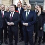 Arkivfoto. Liberal Alliances og Konservatives indtræden i regeringen sidste år har betydet ekstraudgifter til blandt andet at oprette nye ministersekretariater.