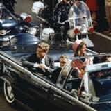 Mordet på John F. Kennedy har gennem tiden skabt grobund for alternative forklaringer, og derfor bliver dokumenterne fra sagen offentliggjort. Scanpix/Reuters/arkiv
