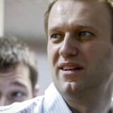 Arkivfoto. Oppositionspolitiker Aleksej Navalnij er blevet løsladt for fængsel, oplyser hans talskvinde.