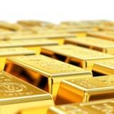Tyskland handler guld i stor stil.