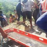 Ulykken fandt sted tirsdag, da bussen kørte af vejen og faldt 24 meter ned i en kløft i Nueva Ejica-provinsen.