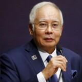 Malaysias premierminister, Najib Razak.