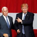 Guvanøren i Indiana, Mike Pence, nævnes som en af favoritterne til at blive Trumps vicepræsidentkandidat.